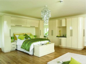 Duleek High Gloss Cream