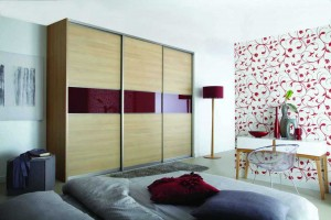 Ferrara Oak Dark Red